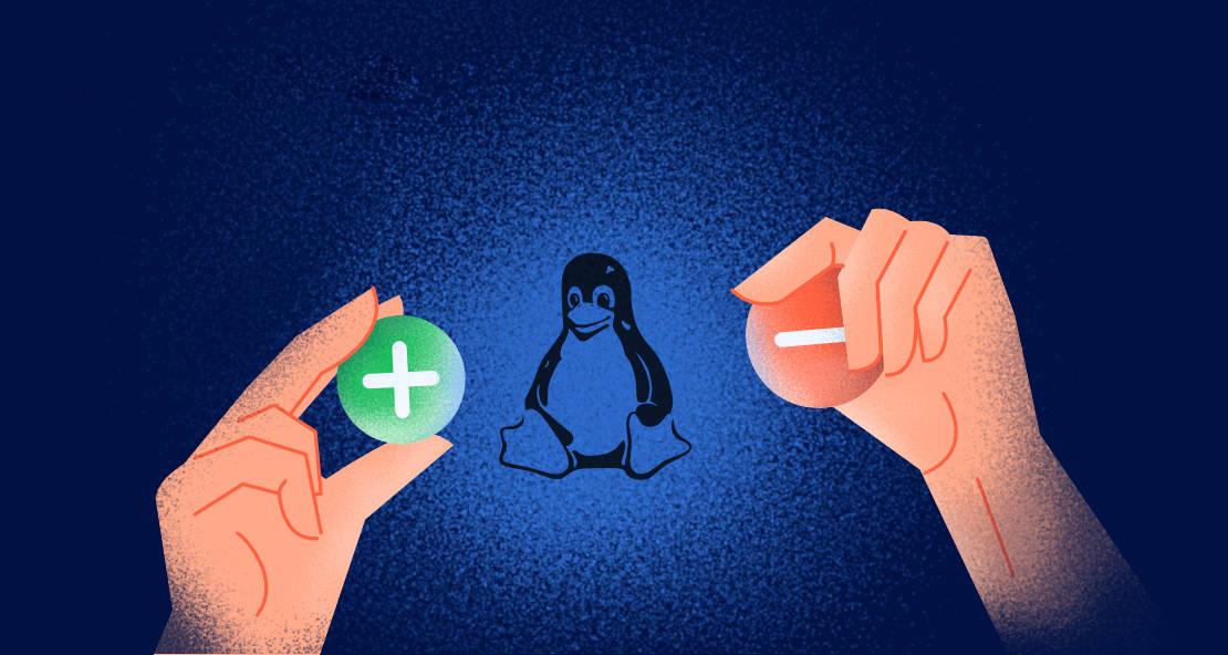 Simak Kekurangan dan Kelebihan Sistem Operasi Linux Untuk Komputer dan Laptop Anda